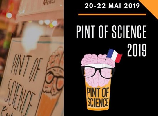 Participation au Festival Pint of Science